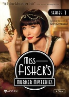 Miss Fisher's Murder Mysteries movie poster (2012) picture MOV_8cb6662a