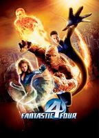 Fantastic Four movie poster (2005) picture MOV_8cb6ca6b