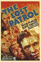 The Lost Patrol movie poster (1934) picture MOV_8cb9350a