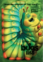 A Bug's Life movie poster (1998) picture MOV_8cc030d6