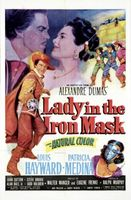 Lady in the Iron Mask movie poster (1952) picture MOV_8cc1398d