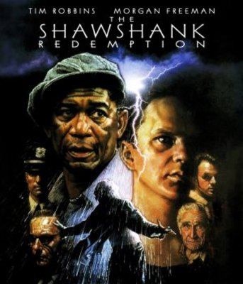 The Shawshank Redemption movie poster (1994) poster MOV_8cc3a4a7
