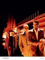 Ocean's Eleven movie poster (2001) picture MOV_8cc8d7c0