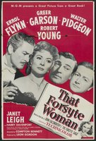 That Forsyte Woman movie poster (1949) picture MOV_8ccb10ad