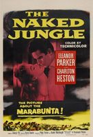 The Naked Jungle movie poster (1954) picture MOV_8cccabd2