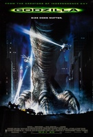Godzilla movie poster (1998) picture MOV_8ccdb69d