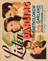 Listen, Darling movie poster (1938) picture MOV_8ccfd2c8