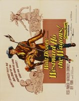 Westward Ho the Wagons! movie poster (1956) picture MOV_8cd0cf3a