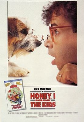 Honey, I Shrunk the Kids movie poster (1989) poster MOV_8cd27ace