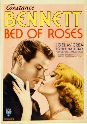 Bed of Roses movie poster (1933) poster MOV_8cd7e173
