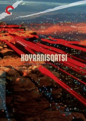 Koyaanisqatsi movie poster (1983) poster MOV_8cd9b5ce