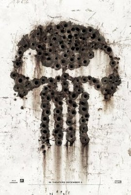 Punisher: War Zone movie poster (2008) poster MOV_8ce405a7