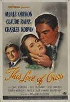 This Love of Ours movie poster (1945) picture MOV_8ced2e55