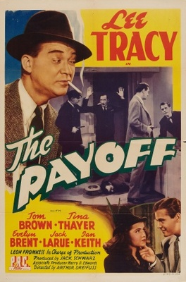 The Payoff movie poster (1942) poster MOV_8cf59bc1