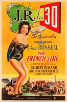 The French Line movie poster (1953) picture MOV_8cfafe12