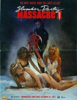 Slumber Party Massacre II movie poster (1987) picture MOV_8cfb8e6f