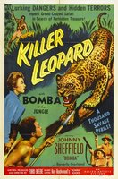 Killer Leopard movie poster (1954) picture MOV_8d007973