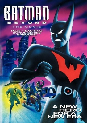Batman Beyond movie poster (1999) poster MOV_8d02ab97