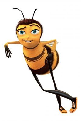 Bee Movie movie poster (2007) poster MOV_8d0883c0