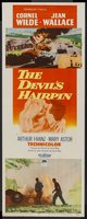 The Devil's Hairpin movie poster (1957) picture MOV_8d0ef9dc