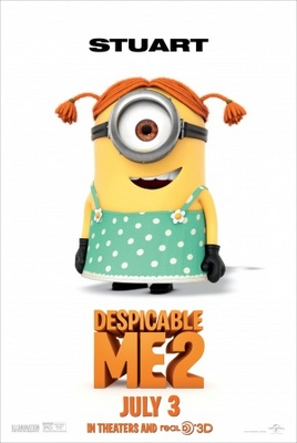 Despicable Me 2 movie poster (2013) poster MOV_8d10e1a8