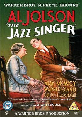 The Jazz Singer movie poster (1927) poster MOV_8d14b915