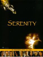 Serenity movie poster (2005) picture MOV_8d1779dd