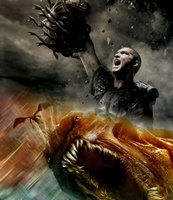 Clash of the Titans movie poster (2010) picture MOV_8d1acc91