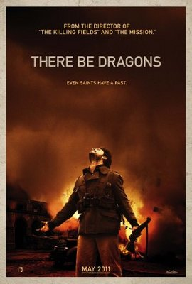 There Be Dragons movie poster (2010) poster MOV_8d1f8b07