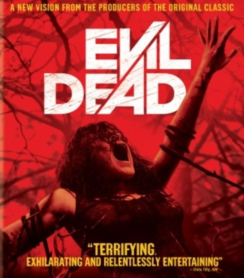 The Evil Dead movie poster (2013) poster MOV_8d249d61