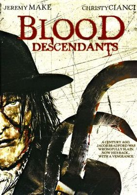 Blood Descendants movie poster (2007) poster MOV_8d2681bb