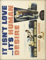 Human Desire movie poster (1954) picture MOV_8d26ed2d