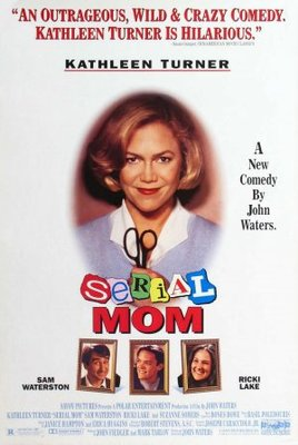 Serial Mom movie poster (1994) poster MOV_8d2b5763