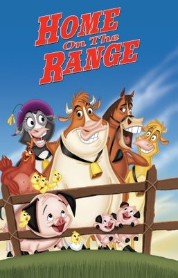 Home On The Range movie poster (2004) poster MOV_8d308635