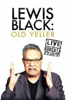 Lewis Black: Old Yeller - Live at the Borgata movie poster (2013) picture MOV_8d328418