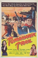 Tomahawk Trail movie poster (1957) picture MOV_8d39555e