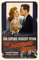 On Dangerous Ground movie poster (1952) picture MOV_8d405580