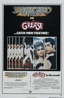 Grease movie poster (1978) picture MOV_8d42cc74