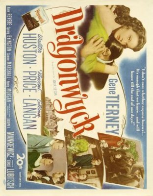 Dragonwyck movie poster (1946) poster MOV_8d476cc2