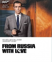 From Russia with Love movie poster (1963) picture MOV_5ab55bb7