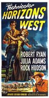 Horizons West movie poster (1952) picture MOV_8d4ca7f3