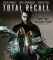 Total Recall movie poster (2012) picture MOV_8d4ccb80