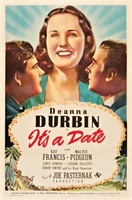 It's a Date movie poster (1940) picture MOV_8d544450