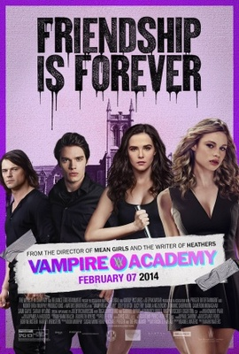 Vampire Academy: Blood Sisters movie poster (2014) poster MOV_8d5769f5