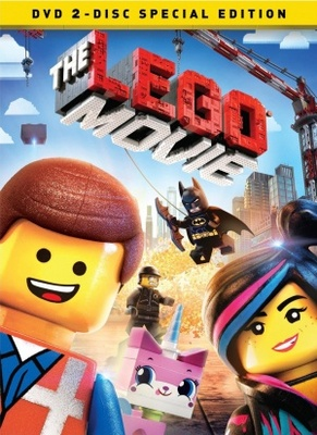 The Lego Movie movie poster (2014) poster MOV_8d58d8e6