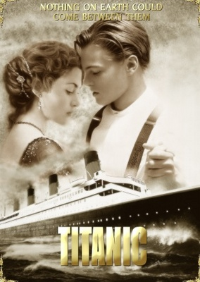 Titanic movie poster (1997) poster MOV_8d5c9e9c