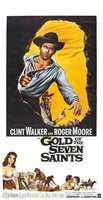 Gold of the Seven Saints movie poster (1961) picture MOV_8d619ea6