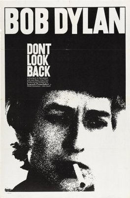 Dont Look Back movie poster (1967) poster MOV_8d625119