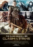 Clash of the Titans movie poster (2010) picture MOV_8d672655