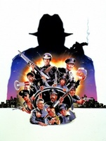 Police Academy 6: City Under Siege movie poster (1989) picture MOV_8d689d50